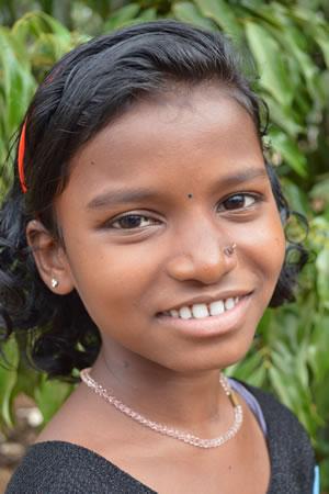 Mamani Hansda ID1526 Grade: 2 Female