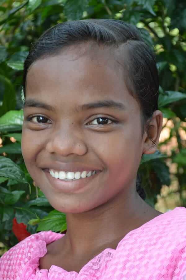 Sela Mardi ID3216 Grade: 9 Female