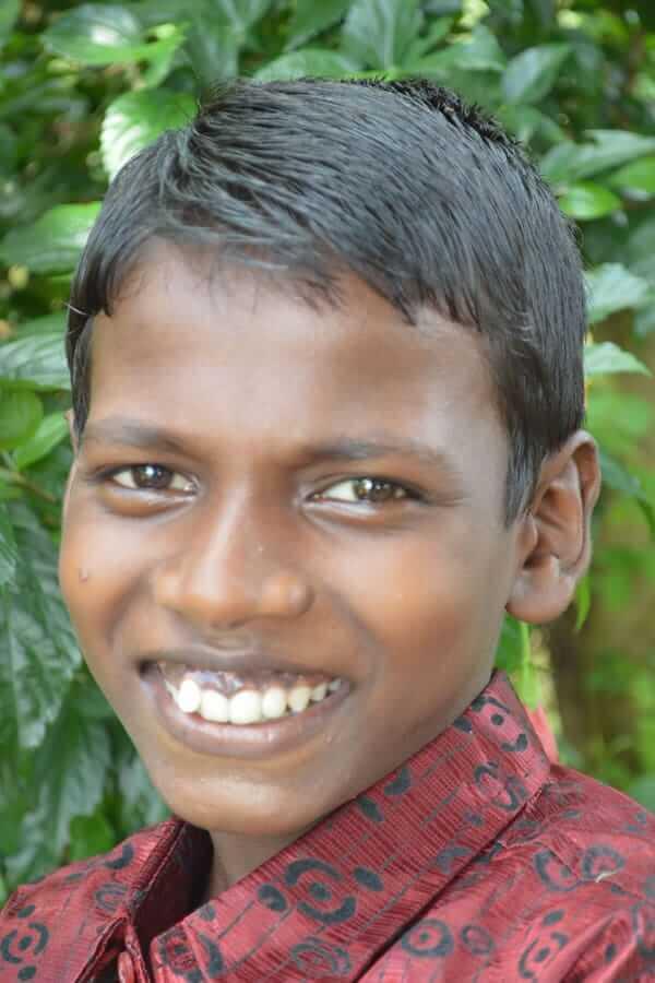 Sunel Soren ID3221 Grade: 7 Male