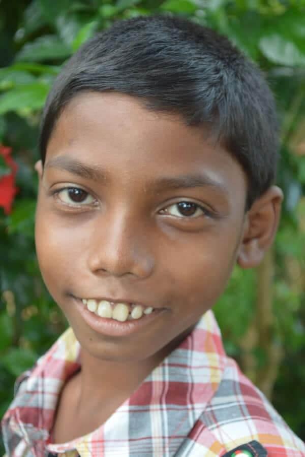 Pankaj Marandi ID3294 Grade: 4 Male