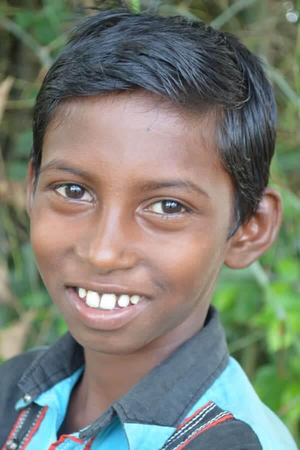 Arun Nayek ID4012 Grade: 4 Male
