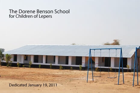 Dorene Benson School for Children of Lepers