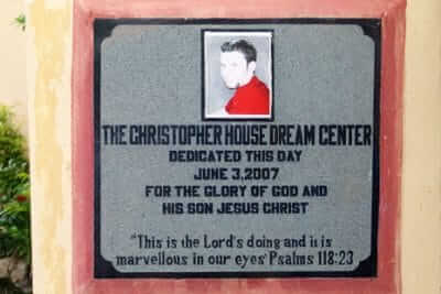 Christopher Small Memorial