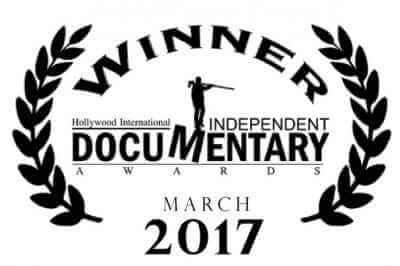 Winner - Hollywood International Independent Documentary Awards