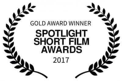 Gold Award Winner - Spotlight Short Film Awards